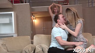 blowjob in the erotic style movie film 1
