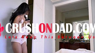 Angelica Cruz Gave her Dad sex for money