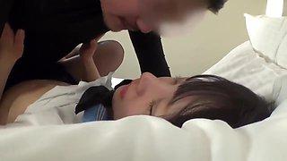 japanese student slut 18yo creampied after school