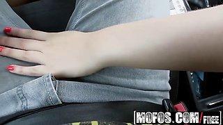 mofos - stranded teens - marina visconti - pulling over to p