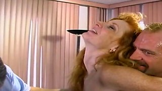 Amateur Housewife Attempts Swinging