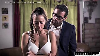 Pure taboo struggling actress abigail mac pressured into sex