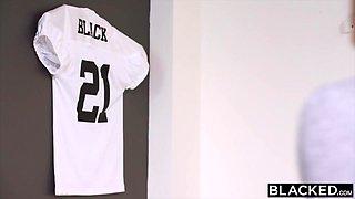 BLACKED Nurse Can't Resist BBC On A House Call