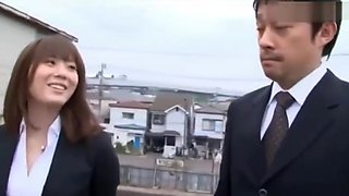 Yuma Asami uncensored Agent Groping Bus