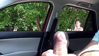 Best homemade Public porn scene