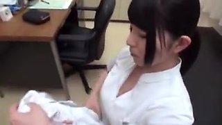 Nurse 6-jap fuck-cens