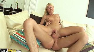 Brutal Action With Skinny Slut Jessica Miller (720)