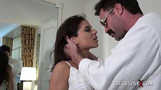 Toughlovex jynx maze cheats before her wedding