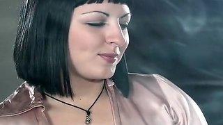 Crazy homemade Brunette, Fetish xxx video