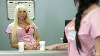 india summer introduces to rikki six and brandy aniston a new girl jessa rhodes