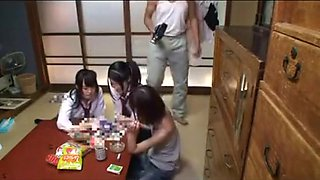 Japanese family day Part 2
