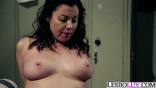 Lesbian prison guard seduction