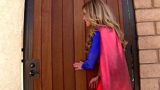 Supergirl vs Dynoman part 2