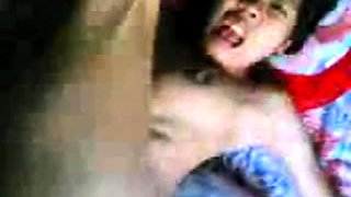 indonesia-7 or 8 months pregnant wife making love