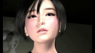Umemaro 3D Vol 16 Horny Girl Kiyoran Tsukahara