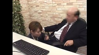 japanese ol and her indecent boss part 1 - more on hdmilfcam.com