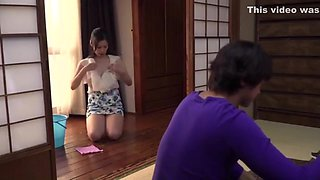 5 - Japanese Mom When Step Son See Nipple - LinkFull In My Frofile