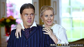 Brazzers - Baby Got Boobs - Erica Fontes Ryan Ryder - Downton Grabby 2