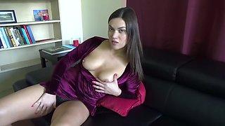 alyssa reece seducing my shy neighbour female joi