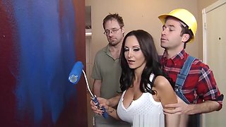 Brazzers - Mommy Got Boobs - Ava Addams James