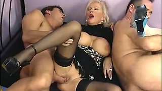 German retro classic vintage milf german