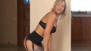 GRAY NYLONS mother I'd like to fuck