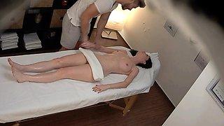 Czech Massage - Stop touching my pussy!