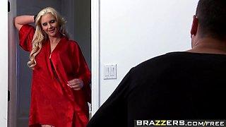 Brazzers - Mommy Got Boobs - WHITE TRASH GOES WHORE scene st