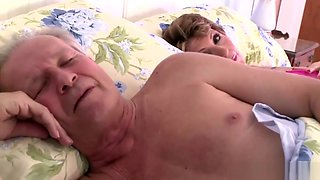 Cheating Wife Has Sex With His Son