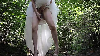 Bride Vows To Squirt With Cucumber In Public