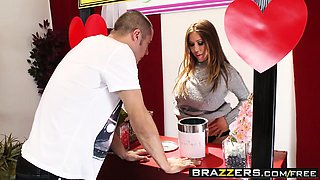 Brazzers - Mommy Got Boobs - Mommy Mans the K
