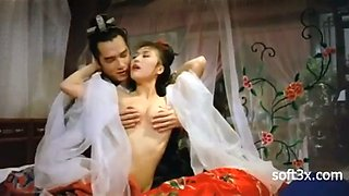 Chinese softcore scene the golden lotus