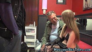 dutch prostitute cumshot amateur extreme 1