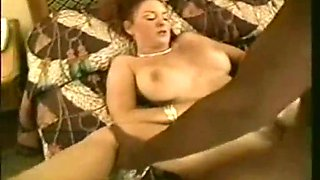 janet mason - hot real wife has black lover cum on wedding ring licks it up then creampies her pt. 2