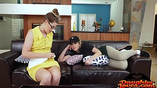 niki snow, zoey monroe swapping sugar dads
