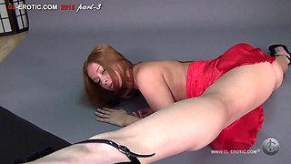 flexible redhead selga 14 3 HD