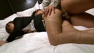 Lucky Guy takes care a Beautiful Drunk or Passed out Girl fset00258