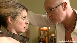 Mark Davis & Angela Attison in The Curious Maid - SexAndSubmission