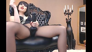 Incredible Webcam, BDSM sex video