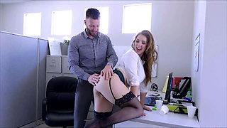 Lena Paul The Office Slut