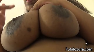 Mexican bbw getting fucked