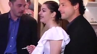 Italian Wedding Orgy