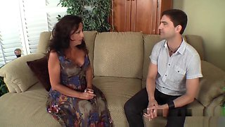 Margo Sullivan - Mom Gets Surprised By Long Lost Son