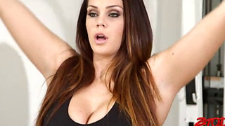 SpankBang alison tyler busty workout 2 480p