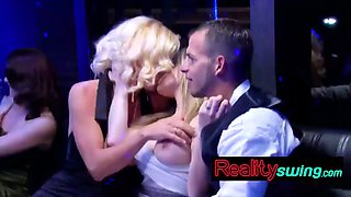 american reality show about first time swingers who like to share their swapping experiences