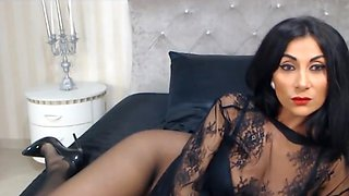 Fabulous homemade Webcams, Stockings xxx video