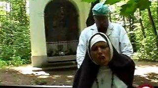 Nun and doctor