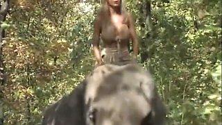 La regina degli elefanti