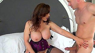 some hot anal for milf michaela