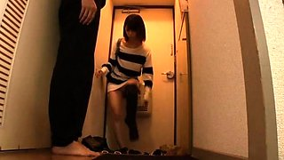 Subtitled POV Japanese AV busty bath blowjob handjob